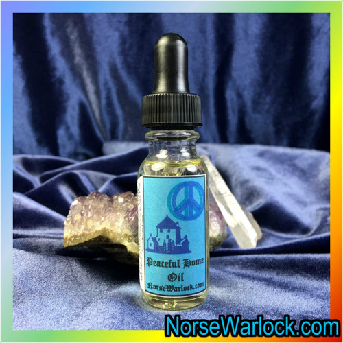 Peaceful Home Spiritual Oil