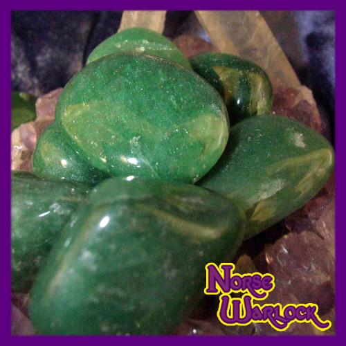 3 Metaphysical Aventurine Gemstones