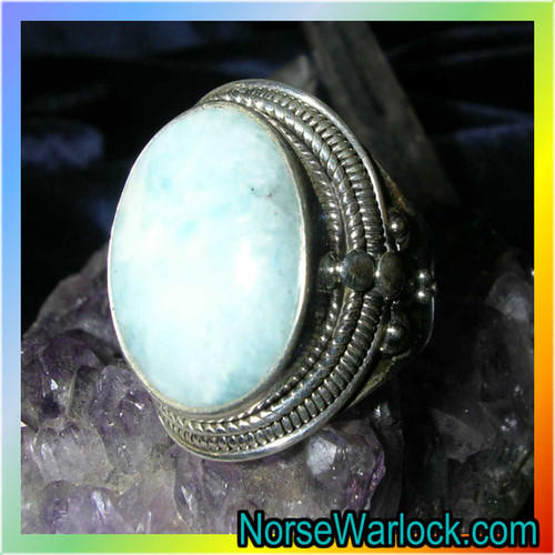 Rule Your Realm Ring Control Over Mortals and Spirits The Power is Yours