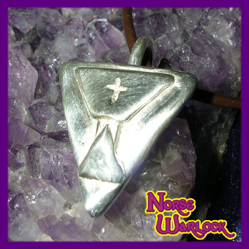 Templar Knights Holy Grail Amulet of Success, Sacred Ancient Magick