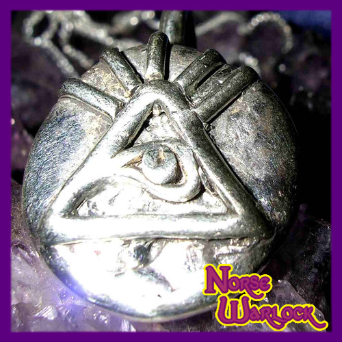 Illuminati Powerful Psychic Third Eye of Divine Providence