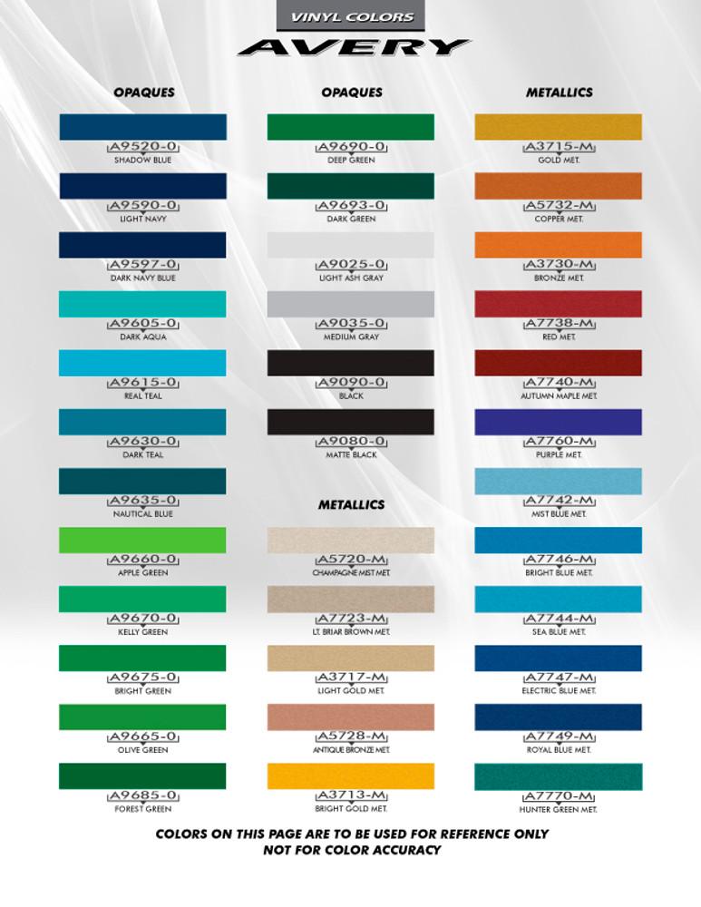 2016-2018 Chevy Camaro Cam Sport Racing Stripes