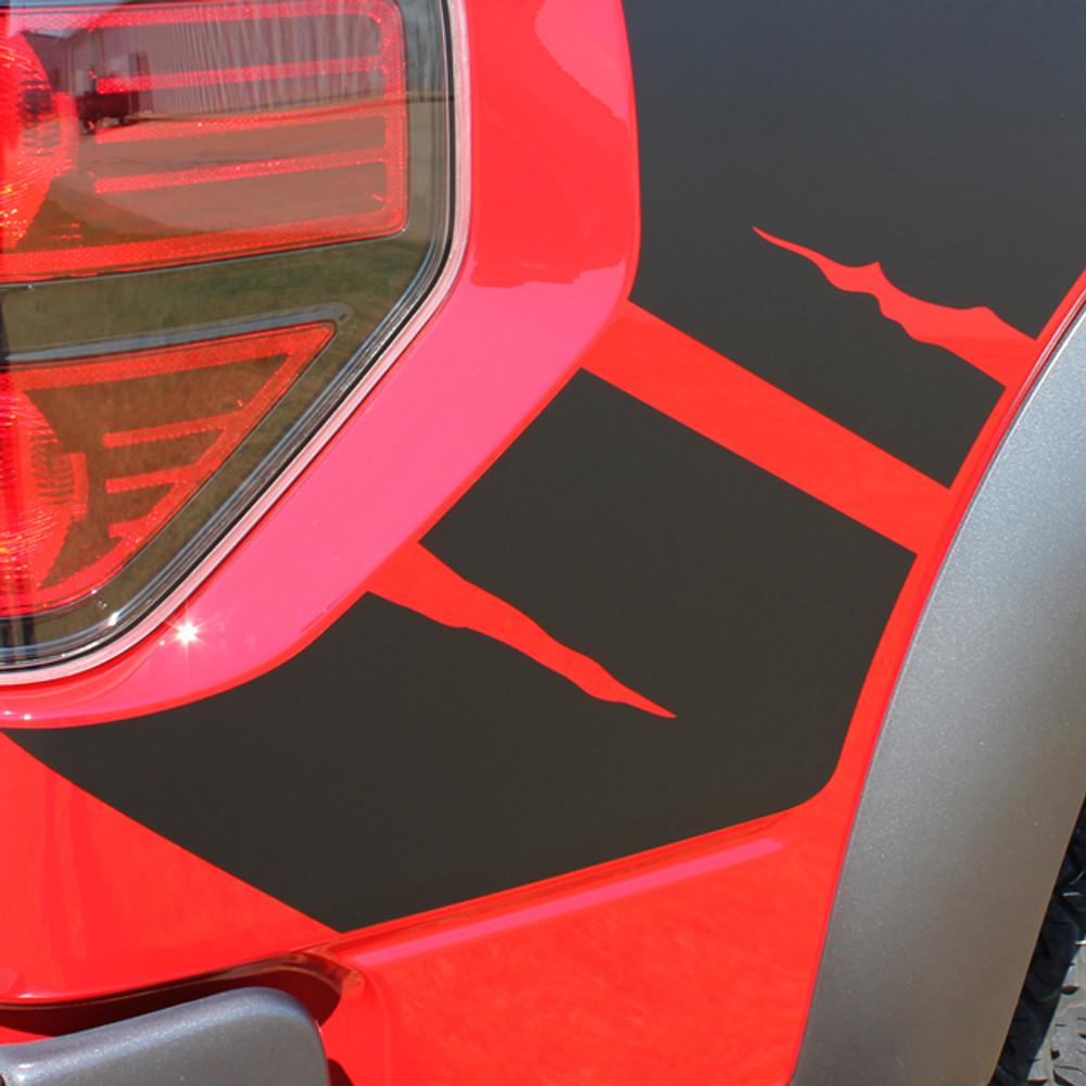 2009-2014 Ford F-150 Predator 2 Graphic Kit