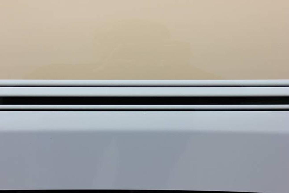 2014-2019 Chevy Silverado Retro Cheyenne Graphic Kit Border Stripe Detail View