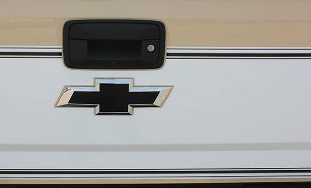 2014-2019 Chevy Silverado Retro Cheyenne Graphic Kit