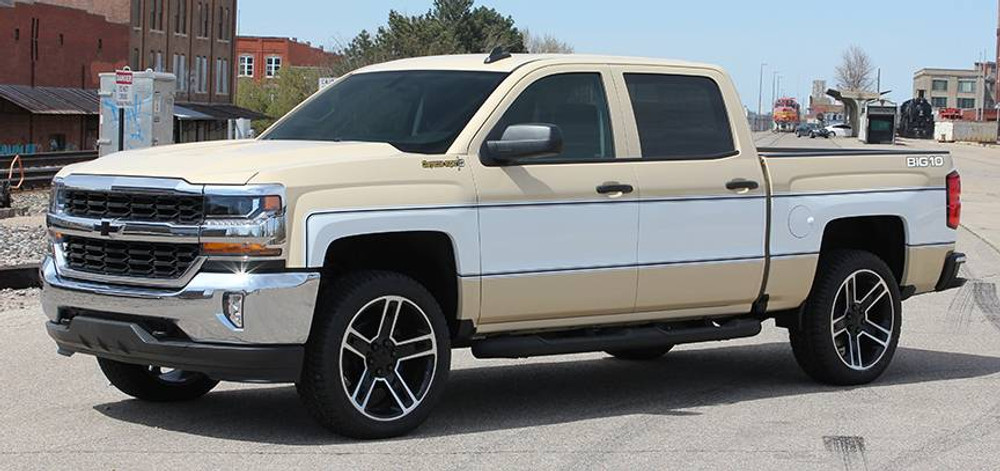 Shop 2014-2019 Chevy Silverado Decals | Graphic Kit