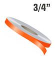 "3/4"" x 150' Single Line Single Color Vinyl Stripe Roll"