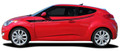 2011-2017 Hyundai Veloster Rush Graphic Kit