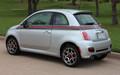 2011-2016 Fiat 500 Gucci Stripe Kit
