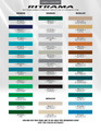 2015- 2017 Ford F-150 Rouse Vinyl Hood Graphic Kit