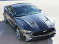2018 Ford Mustang Euro XL Rally Racing Stripe Kit