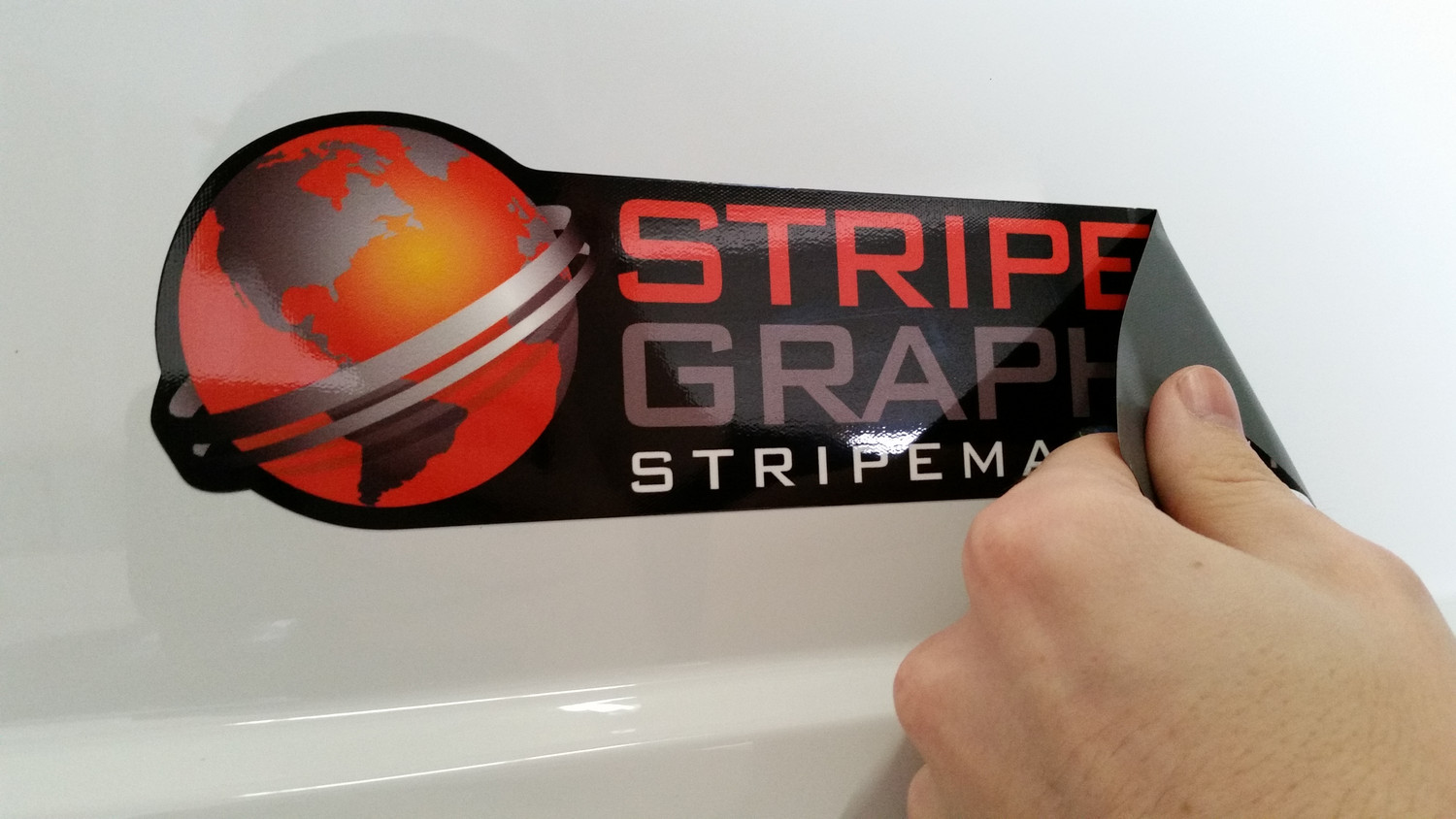 Removing Those Old Auto Graphics And Decals Stripeman Com