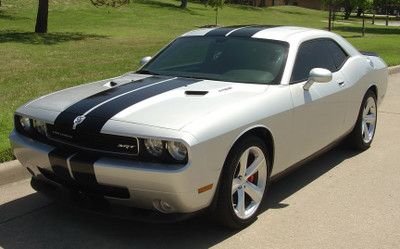 2011-2014 Dodge Challenger Challenge Rally Graphic Kit
