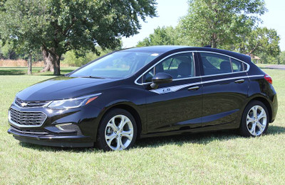 2016-2019 Chevy Cruze Overpass Graphic Kit Side View