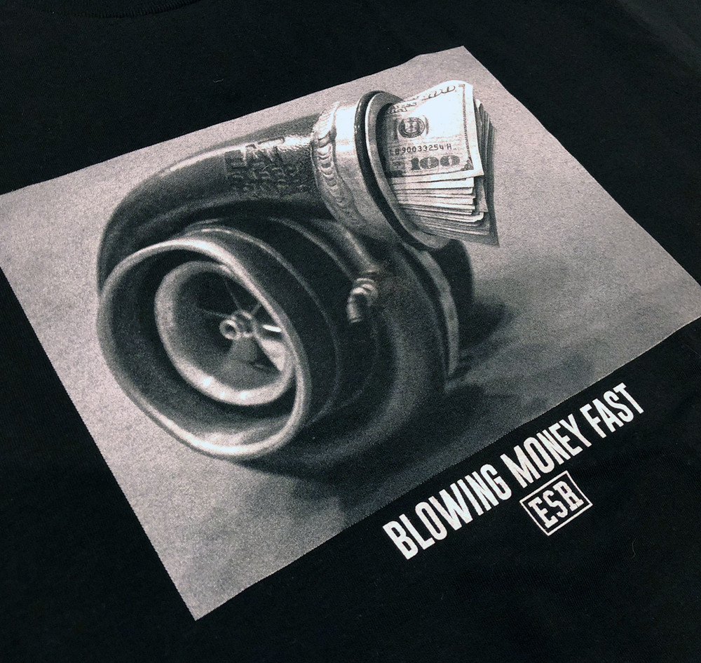 BMF 2 T-Shirt | Black
