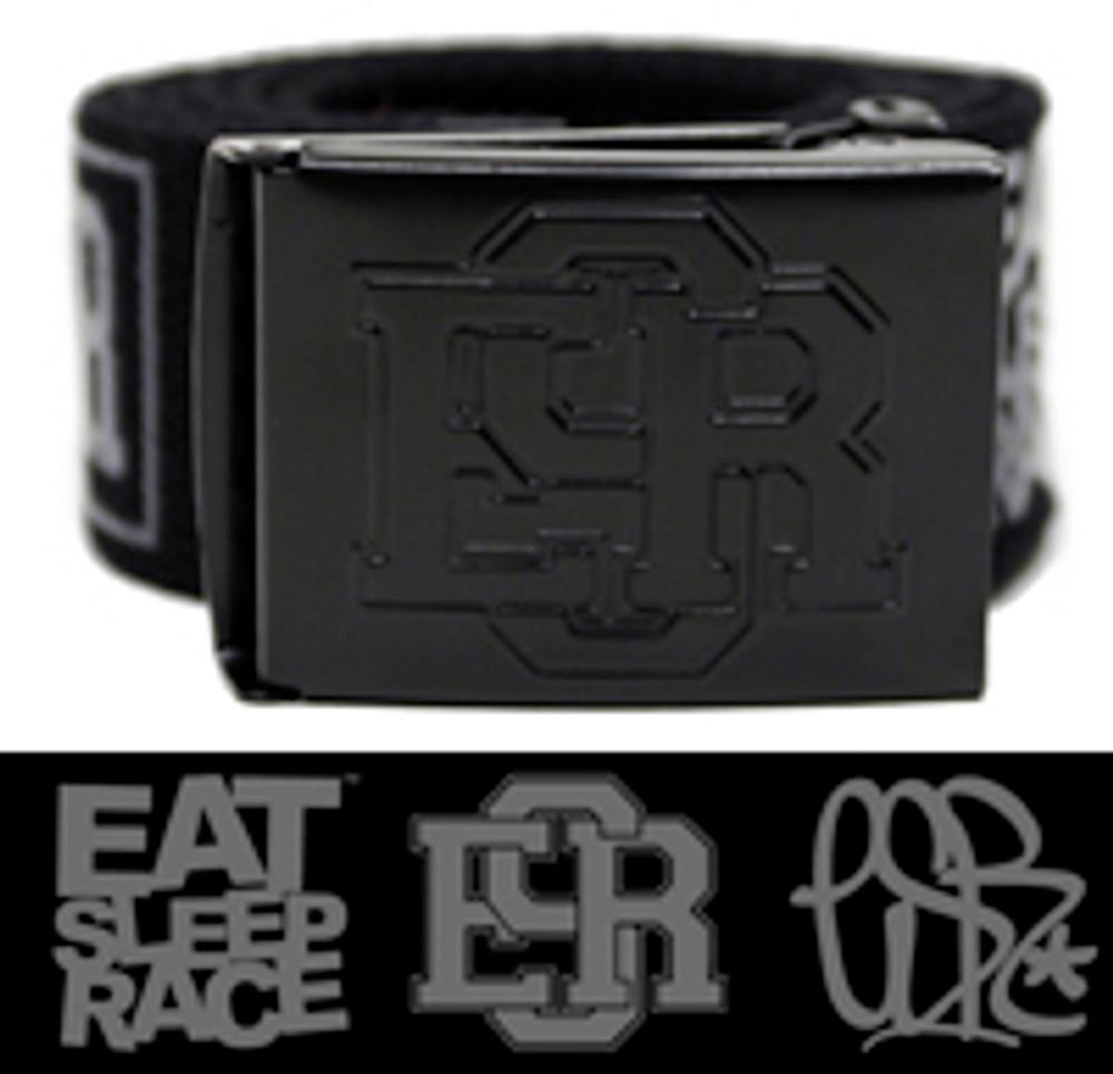 ESR Logo Belt | Black/Grey