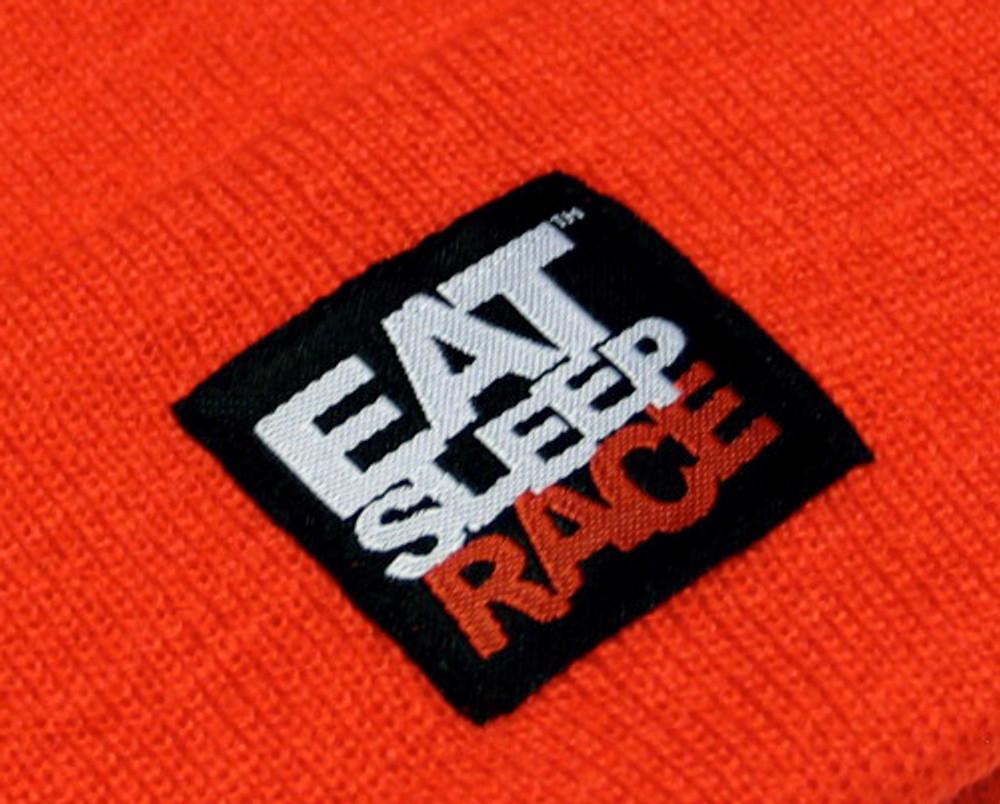 Logo Team Beanie | Infrared