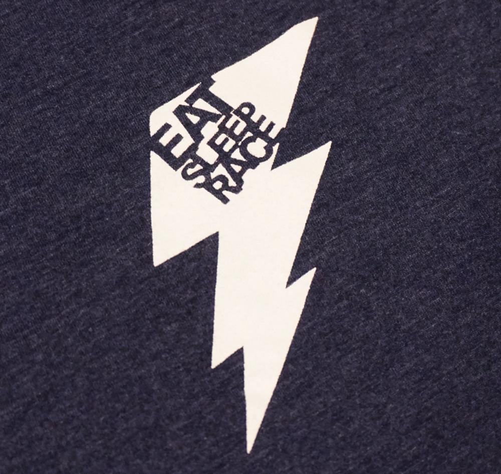 Bolt Emblem Lightweight T-Shirt | Navy