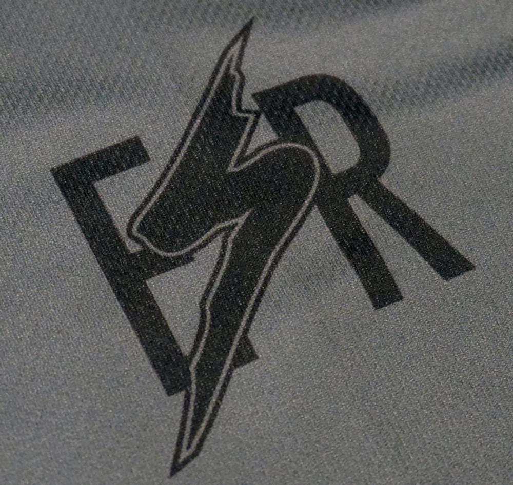 Bolt Performance Tank Top | Black/Grey