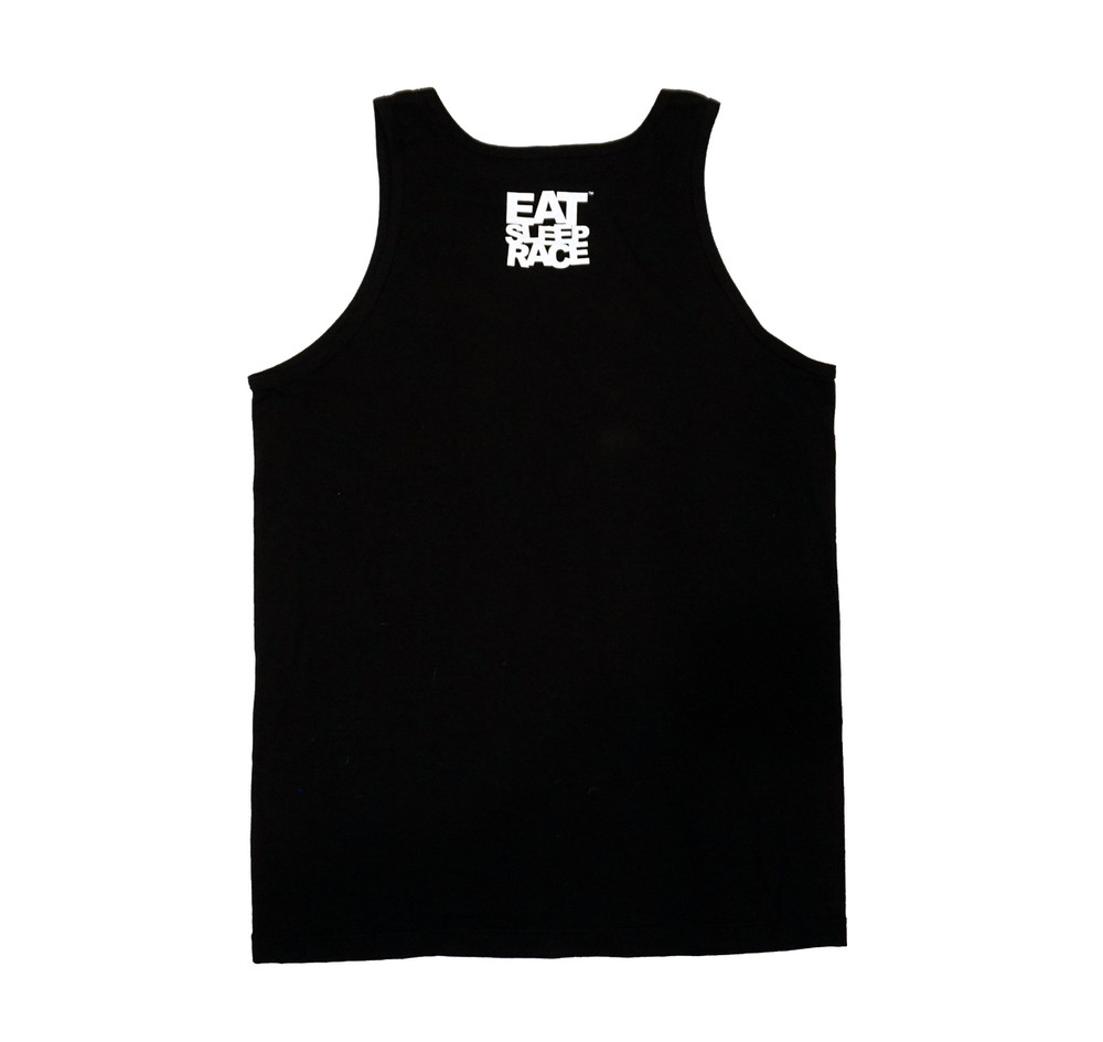 Drag Tree Tank Top | Black
