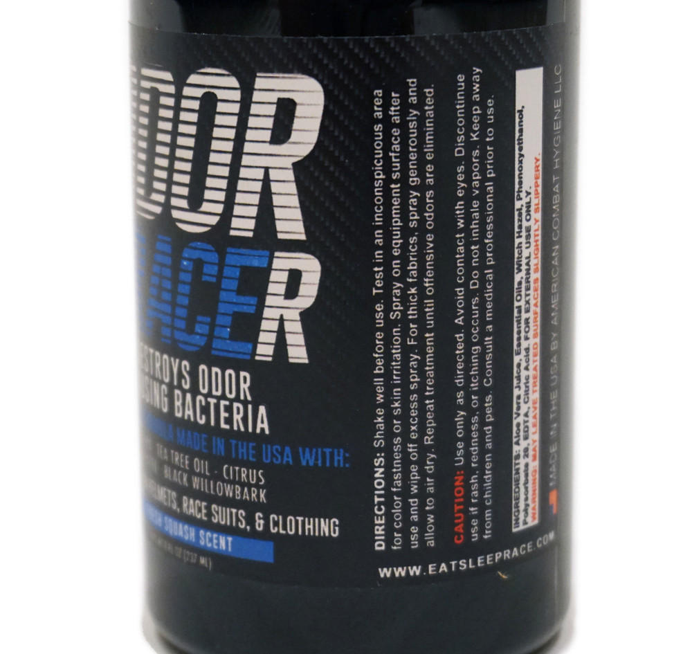 Odor Eracer Deodorizing Spray | Blue