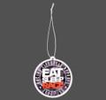Logo Air Freshener v2 | Black Camo