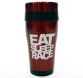 16 oz. Logo Tumbler | Red/Black