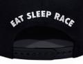 Kids Logo Snapback Hat   Black/Red
