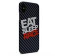 iPhone X Case | Carbon Logo