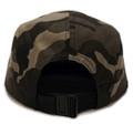 ESR 5-Panel Hat | Black Camo