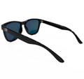 ESR Speed Line Sunglasses | Gloss Black/Red Iridium (Polarized) | Hard Case