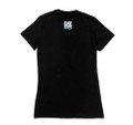 Ladies Keep Calm Shirt | Black