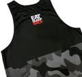 ESR Performance Tank Top | Black Camo