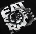 Turbo Speedlines T-Shirt | Black