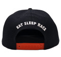 Full Throttle Kings 2 Snapback Hat | Black/White