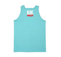 Street Dreams by Zuumy Tank Top | Teal