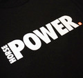 Horsepower 2 Lightweight T-Shirt | Black
