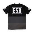 ESR Performance Racer Shirt | Black/Grey