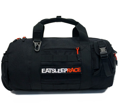 Small Tactical Duffel Bag | Black