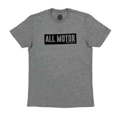 All Motor 7 T-Shirt | Grey