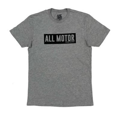 All Motor 7 T-Shirt | Grey
