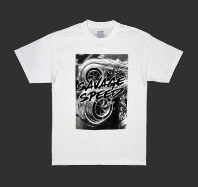 Savage T-Shirt | White