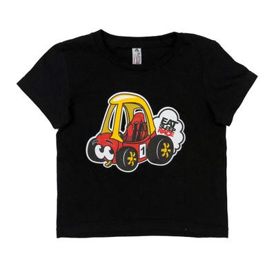 Kids Buggy T-Shirt | Black