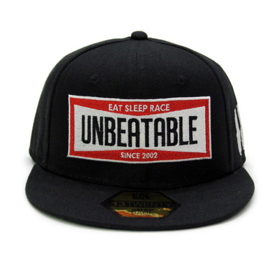 Unbeatable Snapback Hat | White/Red