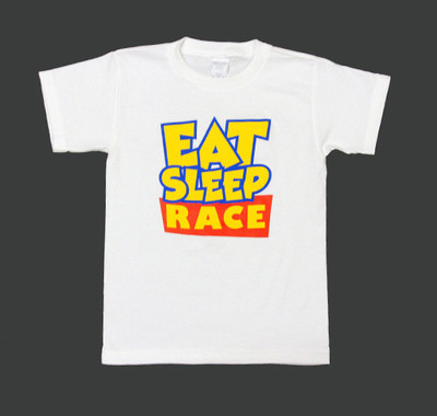 Kids Cartoon T-Shirt | White