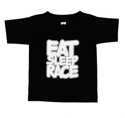 Kids Bubble T-Shirt | Black