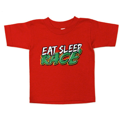 Kids Turtle T-Shirt | Red
