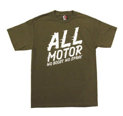 All Motor 4 T-Shirt | Olive