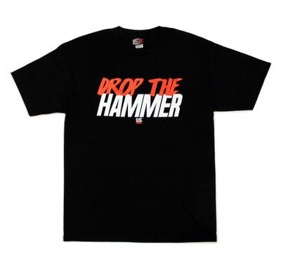 Drop The Hammer T-Shirt | Black