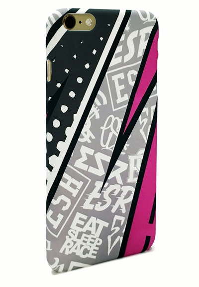 iPhone 6 Case | Pink Rad Pattern